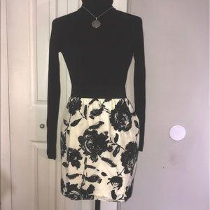 ANN TAYLOR LOFT Floral Trendy Skirt